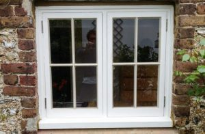 Bespoke Joinery Casement Window
